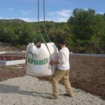 Burés empresa líder en la fabricación de Sustratos para Cubiertas Ajardinadas