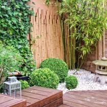 Tips para decorar jardines pequeños
