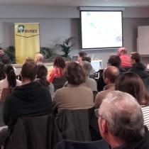 Burés celebra con éxito la segunda Jornada Técnica de Jardinería.