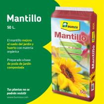 (ES) Mantillo Burés, un compost natural que mejora el crecimiento  y el drenaje en jardines y huertos