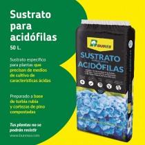 (ES) Sustrato para plantas acidófilas