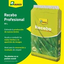 (ES) Recebo Profesional, el aliado perfecto para la renovación y recebado del césped