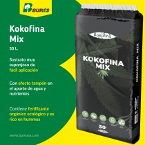 (ES) SUSTRATO ESPECIAL: Kokofina Mix, para plantas delicadas.