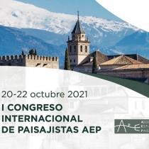 (ES) Burés SAU en el I Congreso Internacional de Paisajistas AEP – Paisaje Aquí y Ahora